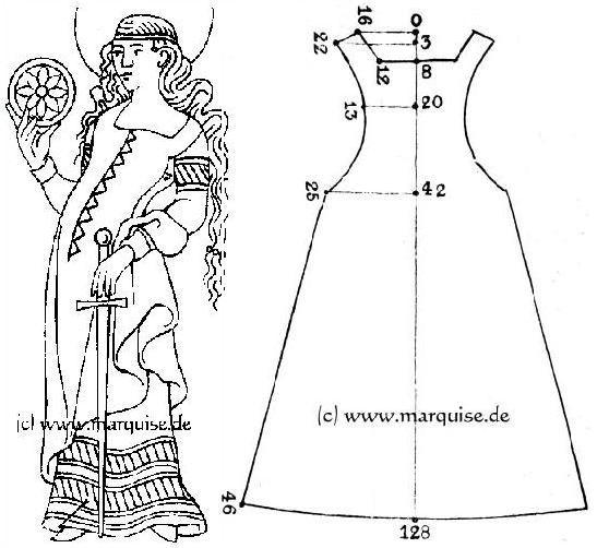 Женские костюмы выкройки и фото